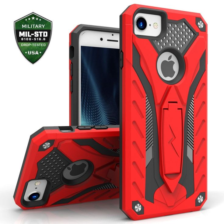 iPhone 7 Case Static Military Grade