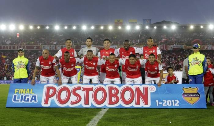 Independiente Santa Fe, 2012 Champions