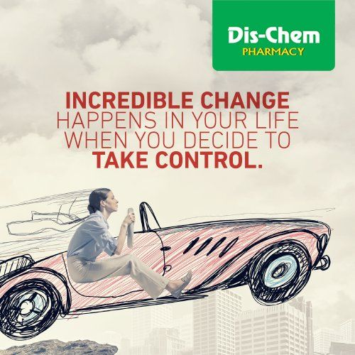 Motivation: Incredible change happens when you decide to take control