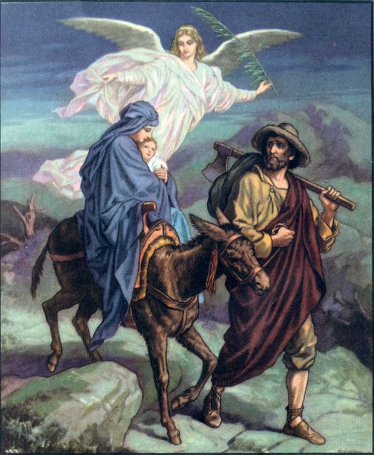 Flight into Egypt - Buscar con Google