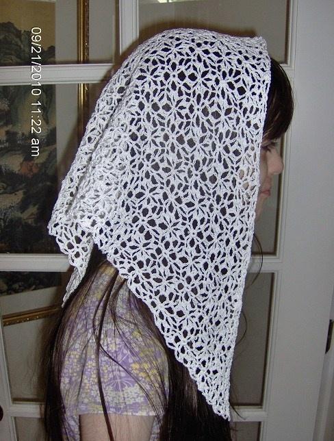 Mejores 39 imágenes de Chapel Veils and head coverings en Pinterest ...