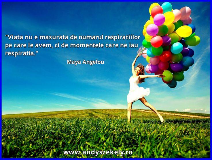 citat despre viata maya angelou