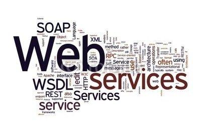 Web Services, Layanan Web Komunikasi Berbagai Aplikasi