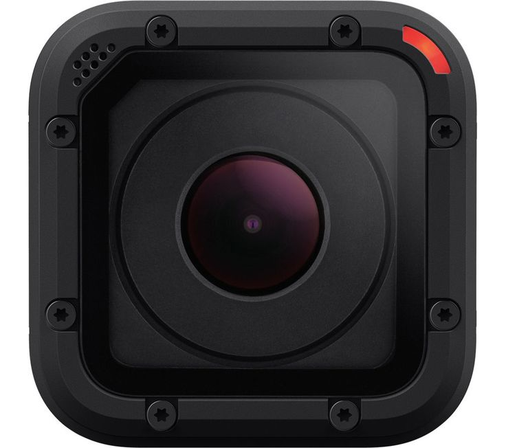 Buy GOPRO  HERO Session Action Camcorder - Black, Black Price: £139.00 Top features: - Full HD video with a high frame rate - Easy controls let you capture footage in seconds - Durable and waterproof design Full HD video The GoPro HERO Session Action Camcorder is smaller and lighter than other HERO 4 models, with a tough design that allows you to capture action footage in all kinds of...