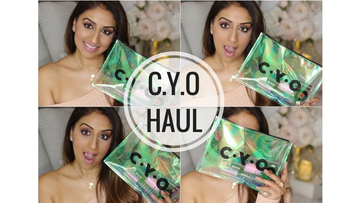 Boots have launched a new brand called CYO come and see what's new and what I have! Hope you like this video..x   Related Posts & Videos  Naked Heat Tutorial http://bit.ly/2vGEaZm Everyday Make-up Routine http://bit.ly/2v5gqdT Date Night Makeup Up http://bit.ly/2mcqWvK Highlight & Contour Routine http://bit.ly/2ngPRQo My Skincare Routine http://bit.ly/1G1i2pt Strobing Tutorial http://bit.ly/1KDuqRi My Brow Routine http://bit.ly/29mb6LJ Big Soft Curls http://bit.ly/2mcDhzU My First Ever Q&A…
