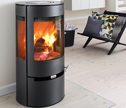 17 best images about wood burners on pinterest stove for Estufas de lena leroy merlin 2014