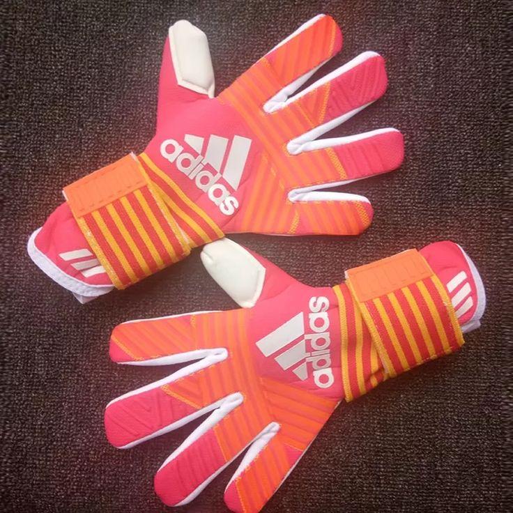 Ad orangepink ace goalkeeper gloves adidas cheap