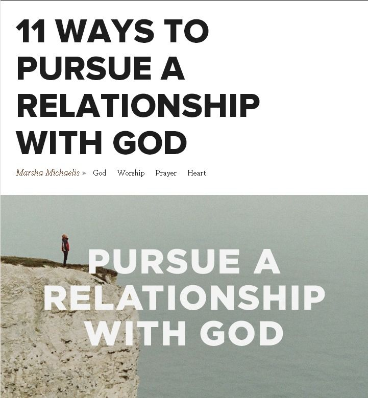 intimacy relationship with god bible verses