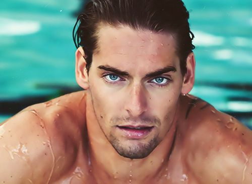 Bonjour Camille Lacourt!! French Olympic swimmer 2012. Lochte who?  This one speaks french.  Ooh la la!
