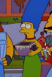 The Simpsons Take My Wife Sleaze Watch Online. Homer's attempt at creating a motorcycle gang attracts a real gang, who kidnap Marge.
