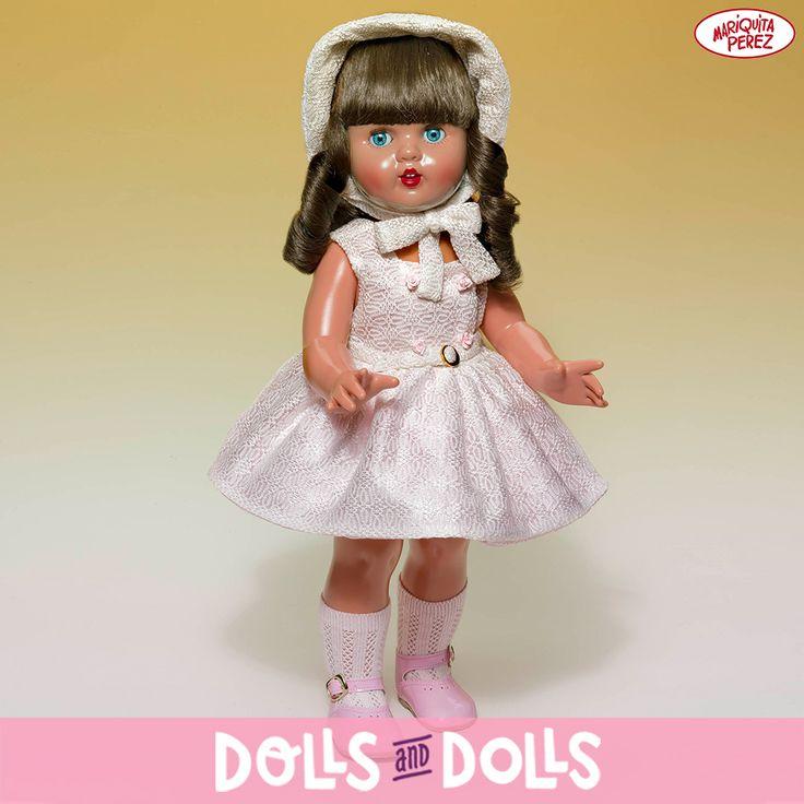 El #DíaDeLaMadre se acerca, ¿con qué le vas a sorprender? Hay momentos y días que requieren detalles para el recuerdo, por eso, si estás buscando un regalo extraordinario y original, con Mariquita Pérez despertarás sentimientos únicos. ¡Quizás hoy sea un buen día para regalar una #muñeca #MariquitaPérez ! #Dolls #Bonecas #Poupées #Bambole #DollsMadeInSpain #MuñecasDeColección #CollectibleDolls #RegaloEspecial