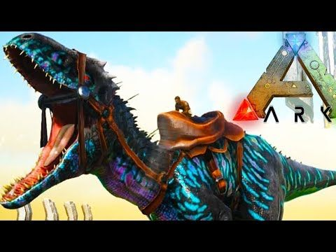 cool Ark Survival Evolved - ABERRATION INDOMINUS REX?! *HUGE