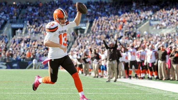 Josh McCown Browns | Josh McCown etches names in Browns' record book | Fox News
