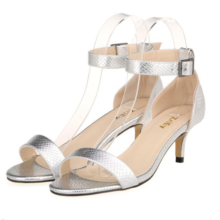 $14.99 (Buy here: https://alitems.com/g/1e8d114494ebda23ff8b16525dc3e8/?i=5&ulp=https%3A%2F%2Fwww.aliexpress.com%2Fitem%2FWomen-Open-Toe-Silver-Pumps-Sexy-Ankle-Straps-Low-Heel-Sandals-Crocodile-Grain-Pointed-Toe-Buckle%2F32732936846.html ) Women Open Toe Silver Pumps Sexy Ankle Straps Low Heel Sandals Crocodile Grain Pointed Toe Buckle Strap High Heels Pumps for just $14.99