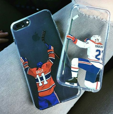 """Ga11y"" and ""Chucky Montreal"" phone cases !"