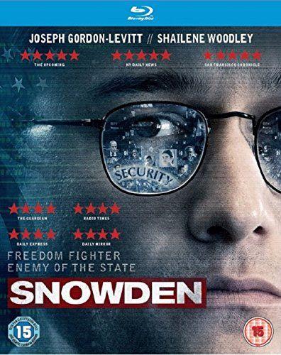 Snowden (2016) Drama, Directed by Oliver Stone, starring Joseph Gordon-Levitt, Nicolas Cage, Tom Wilkinson, Joely Richardson, Melissa Leo