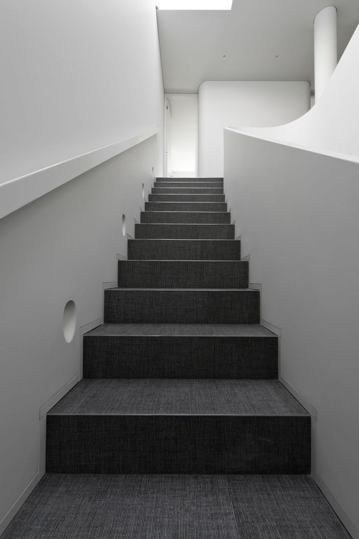 Stairs with Expona LVT