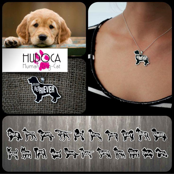 sterling silver dog breeds necklace    https://www.etsy.com/your/shops/HUDOCA