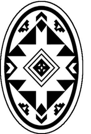 native american patterns native american oval decal no reviews for