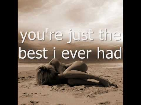 vertical horizon - best i ever had (this one brings up soooo many memories...from sights to smells to the simple sense of being)