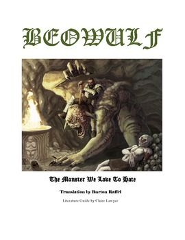 Books on Beowulf and Old English heroic epic.