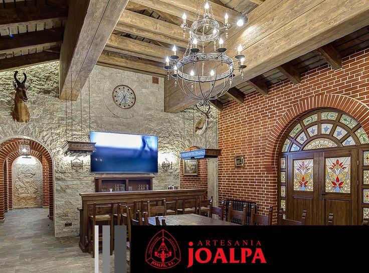 Las 25 mejores ideas sobre elegancia r stica en pinterest - Iluminacion rustica interior ...