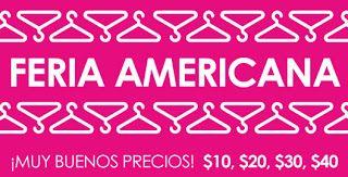 Centro Cultural La Cañada: FERIA AMERICANA