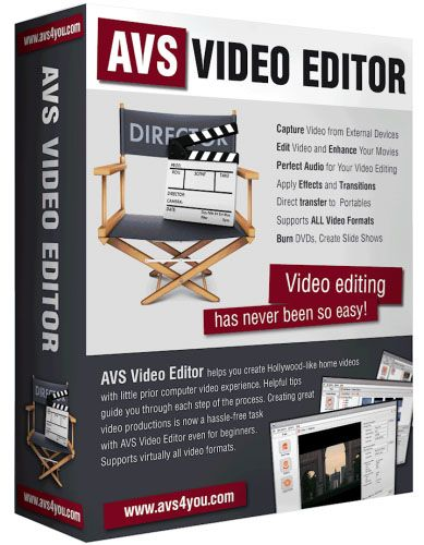 Download AVS Video Editor 7.5.1.288 Make you the Video Editor, a similar programming must definitely know this one. Yaps, AVS Video Editor 7.5.1.288 Crack
