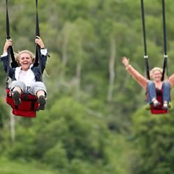 Buy tickets online for the Shepherd of the Hills Vigilante ZipRider in Branson, Missouri. Reserve Branson offers the best deals on all Branson attractions.