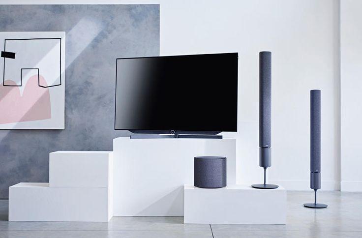 Loewe launches Klang 5 floorstanding speakers   What Hi-Fi?