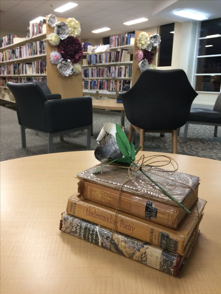 Display@griffithcitylibrary