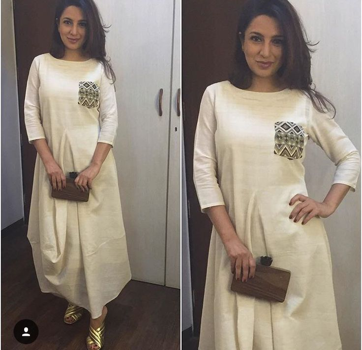 Purvi Joshi# Tisca Chopra # Indian fashion # Bollywood fashion