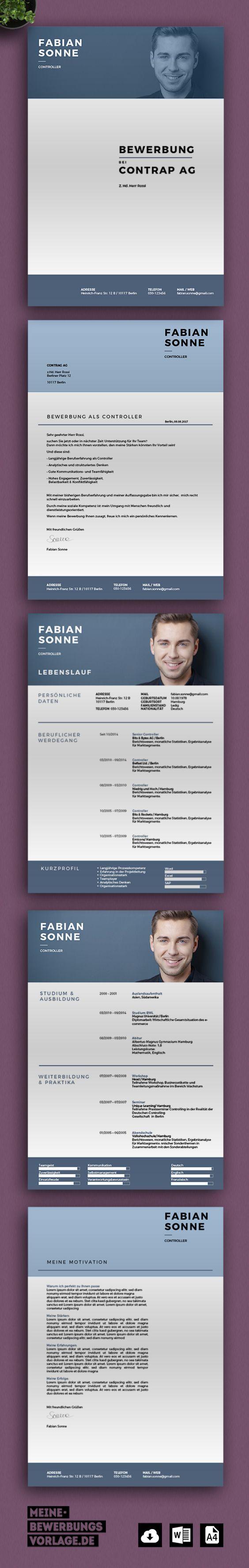 5126 best RESUME | CV | LEBENSLAUF images on Pinterest | Resume ...