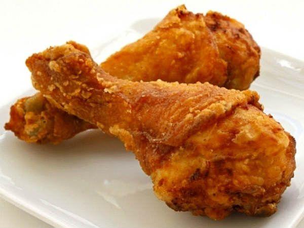 KFC csirkecomb