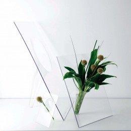 Kunststof Valentijn vaas van Duo Design door Joris Sparenberg