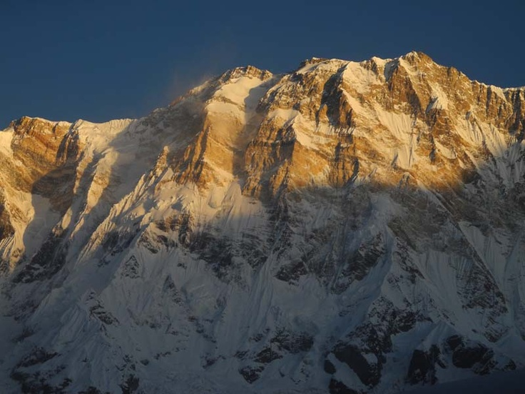 South Face Of Annapurna-I