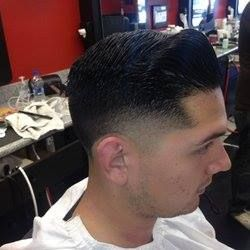 Granada Square Barbers Is A Classic Menu0027s Barbershop That Specializes In Taper  Fades And Line Ups
