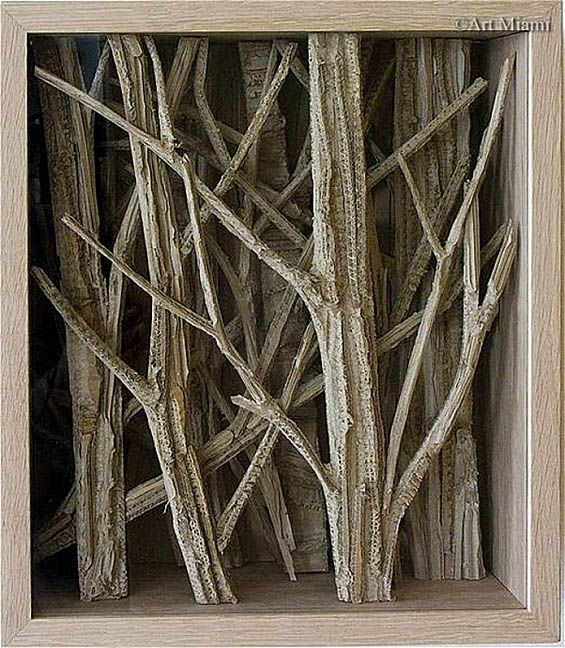 Eva Jospin's Enchanting Forests Crafted Out of Cardboard