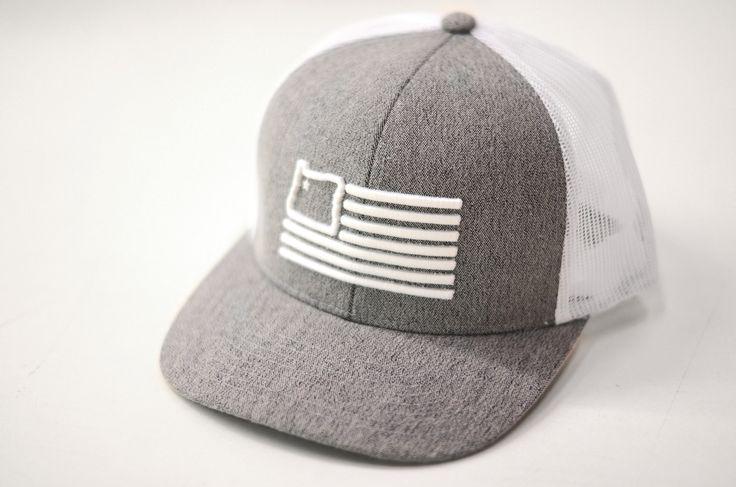 Light Heather Grey Hat
