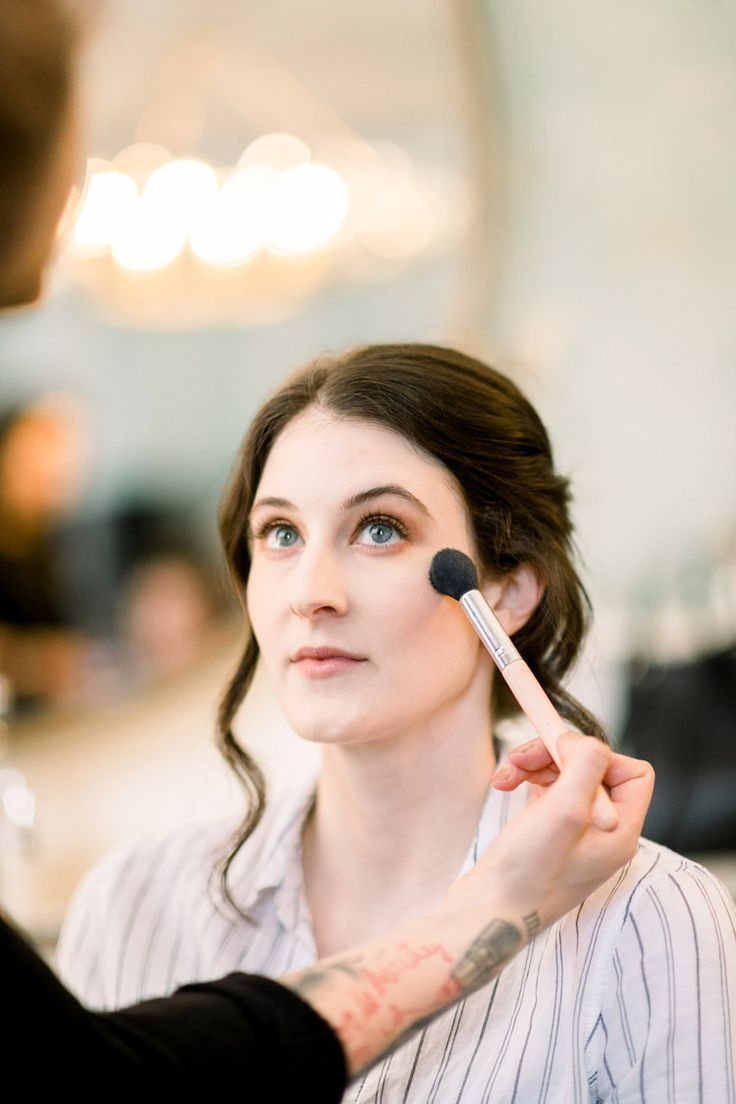 Bridal Wedding Makeup For Pittsburgh Wedding At Hotel Monaco Planned By Exhale Events Find More Bridal Makeup Wedding Soft Wedding Makeup Contemporary Wedding