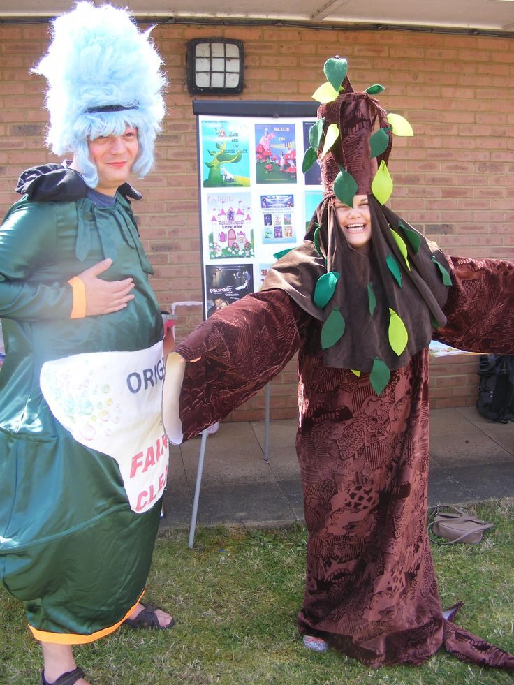 Summer fum with act one productions touring pantomime