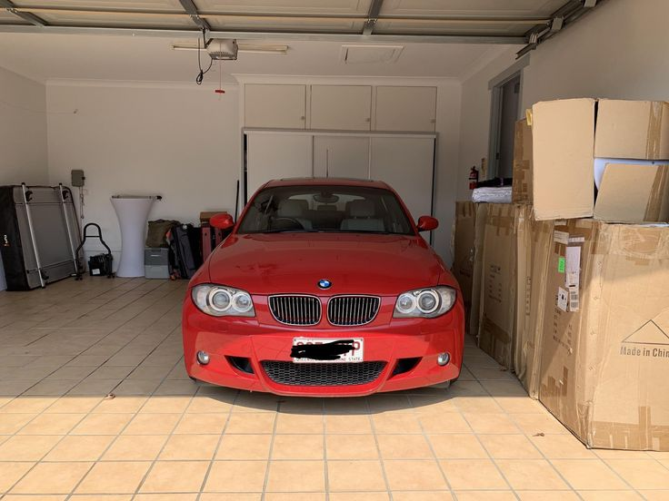 Sold my BMW 130i in the UK when I moved to Australia a