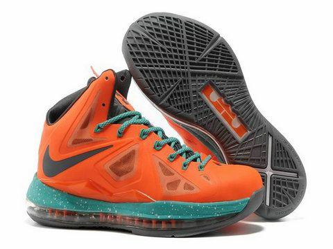 Nike LeBron 10 Galaxy Big Bang Total Orange Shoes are cheap sale online. Buy  newest lebron 10 galaxy shoes for yourself now!