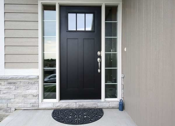 10 Popular Home Upgrades That Can Cost Less Than You Think In 2020 Exterior Renovation Front Door Composite Door