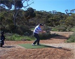 Nullarbor Links - Australia's Longest Golf Course