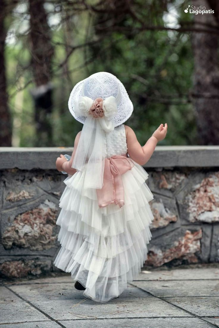 #Life is a #party, #dress like it! #christening #baptism #christeningclothes #instyle #littleprincess Stova Bambini #christeningphotography www.lagopatis.gr