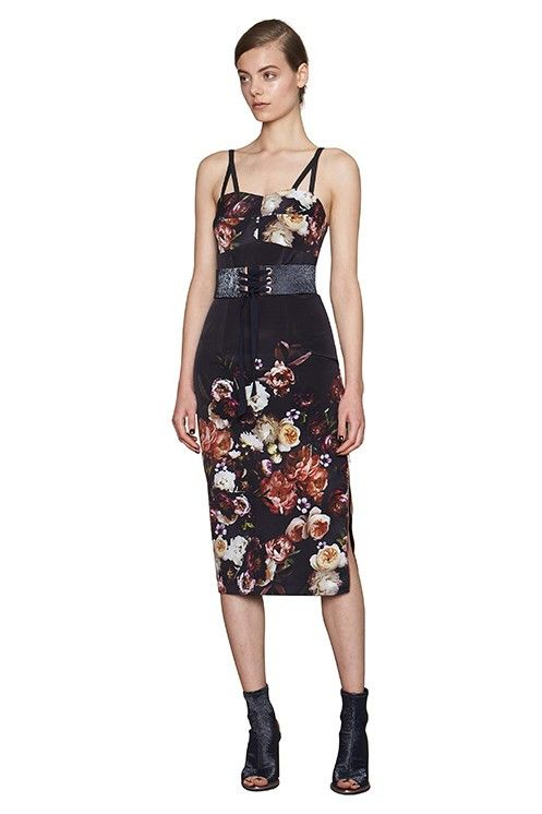 Ginger & Smart - Laison Bustier Dress