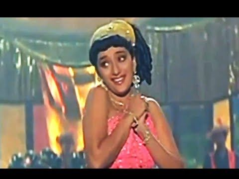 Ek Do Teen -  Madhuri Dixit & Anil Kapoor - Tezaab - Bollywood Hit Item ...