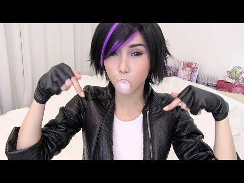 GoGo Makeup Tutorial - Disney Big Hero 6 - YouTube