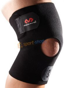 Opaska na kolano Knee Wrap w/Open Patella Adjustable McDavid